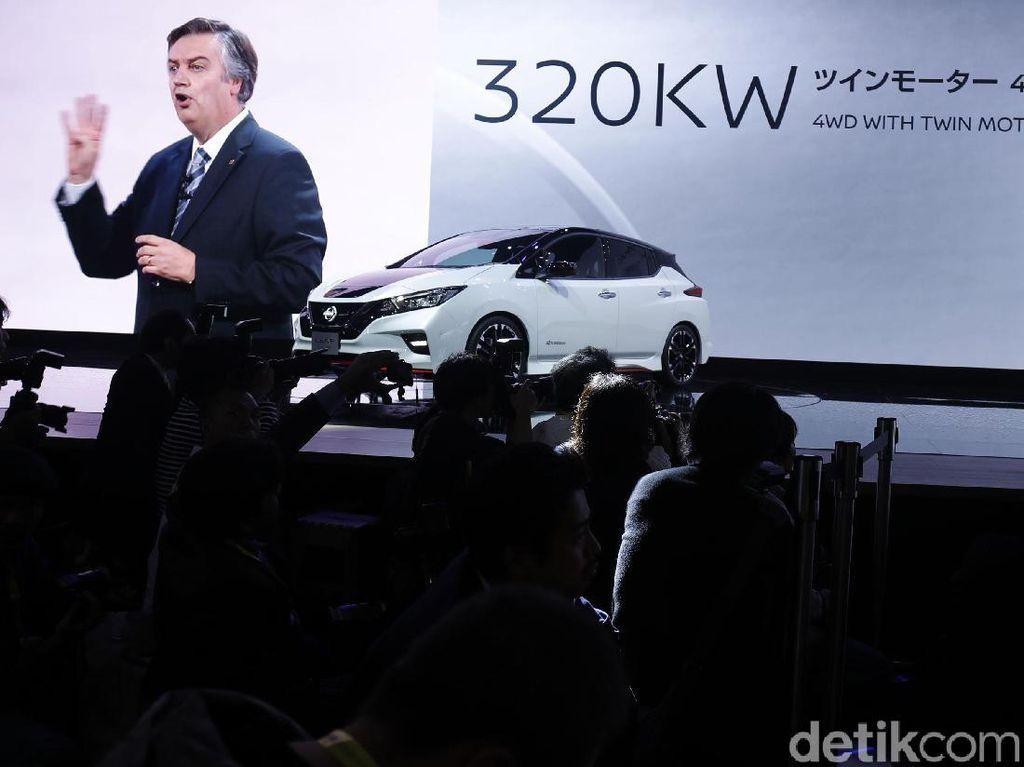 Upaya Aliansi Renault Nissan Pertahankan Titel Raja Mobil Dunia
