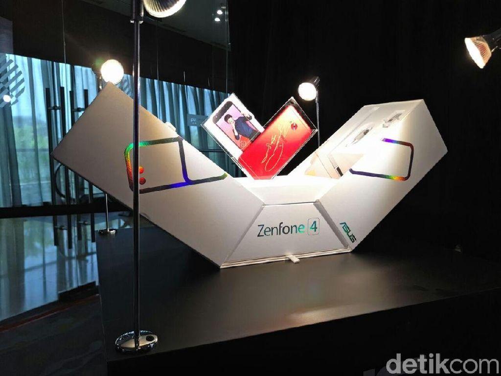 Zenfone 4 Selfie Gong Yoo Bikin Wanita Ini Bercucuran Air Mata