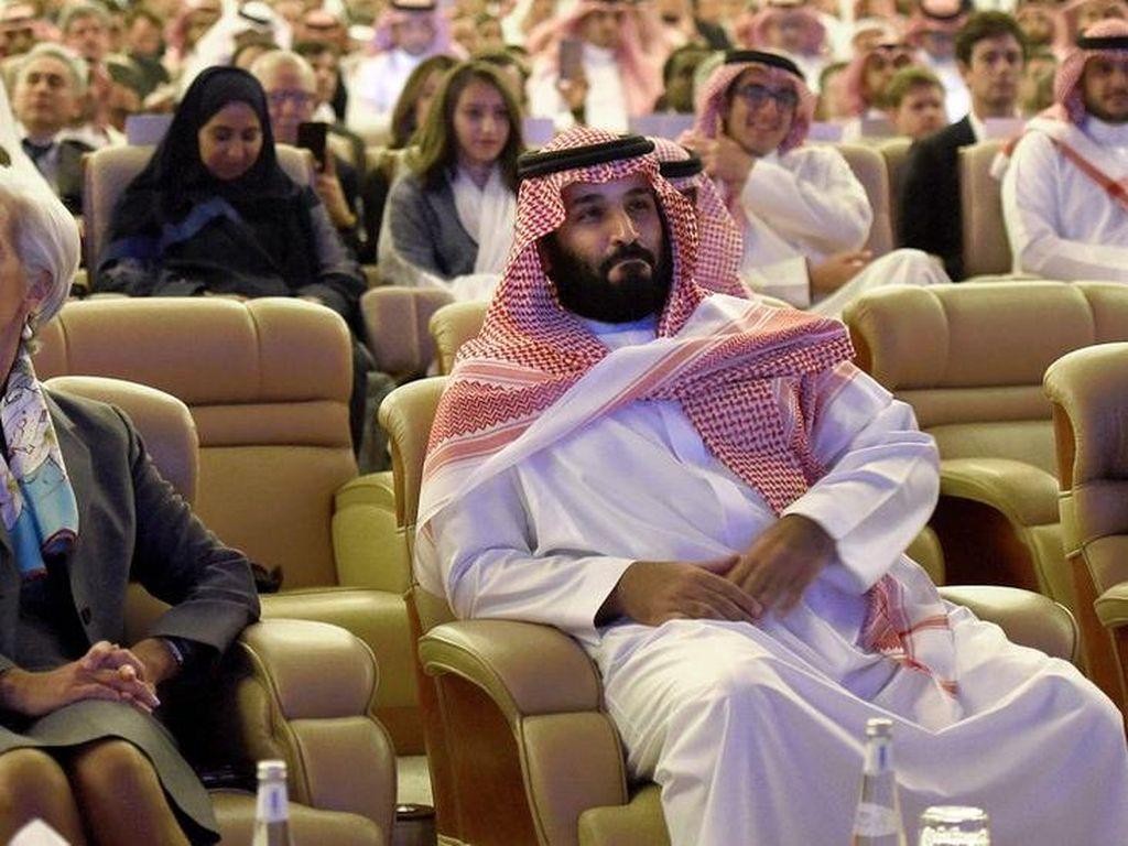 11 Pangeran Terciduk KPK Saudi, Investor Ketar-ketir