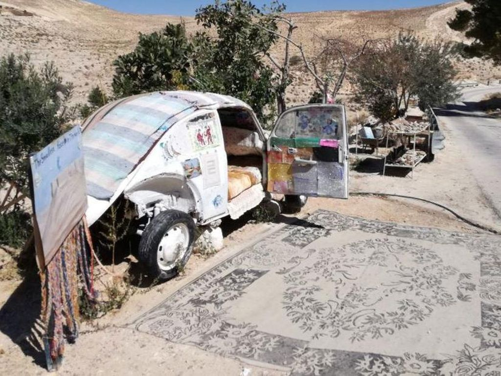 Foto: Hotel Paling Mini di Dunia Tapi Konon Bintang 5 di Yordania