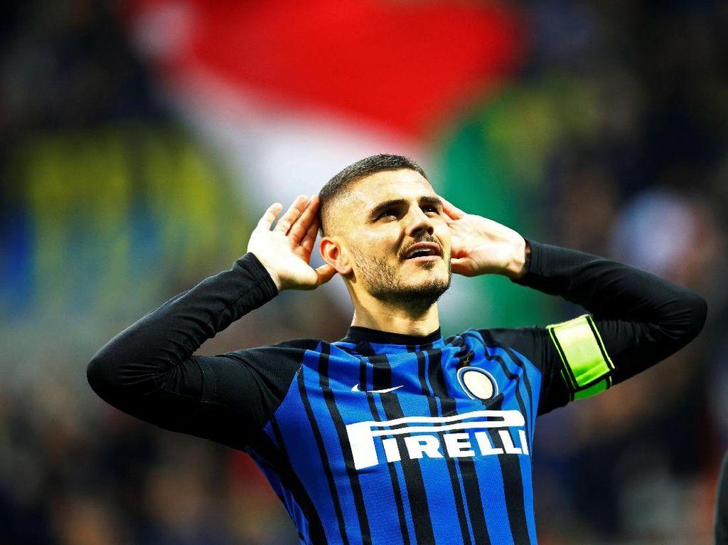 Icardi Si Pembeda di Inter