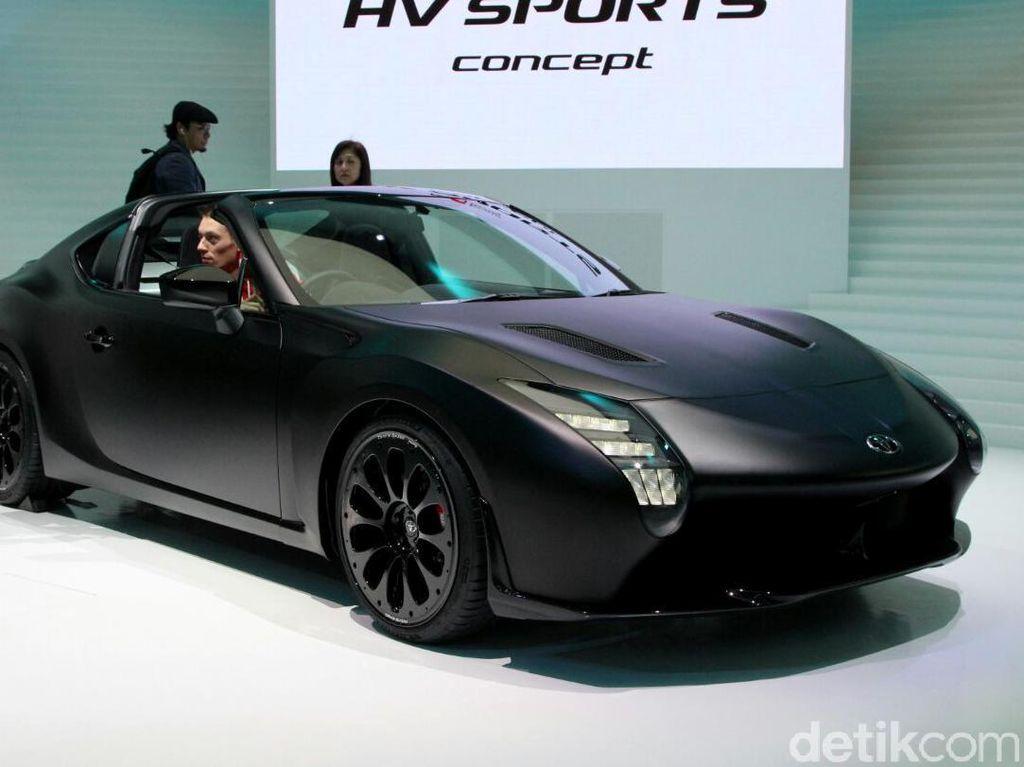 Begini Tampang Anyar Toyota GR HV Sports