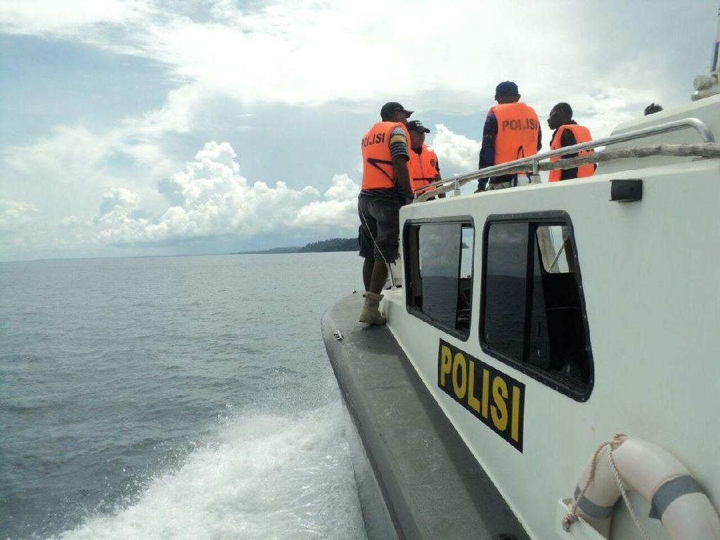 Speed Boat Tenggelam di Saireri Papua, 2 Meninggal dan 3 Hilang