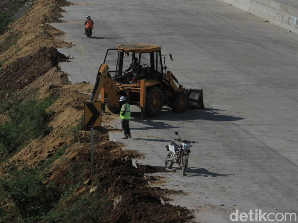 Situasi Terkini Tol Soreang-Pasir Koja yang Mau Diresmikan Jokowi
