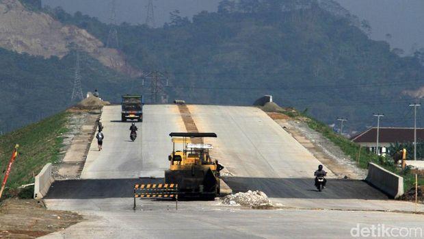 Tol Soreang-Pasir Koja Hari Ini Diresmikan Jokowi