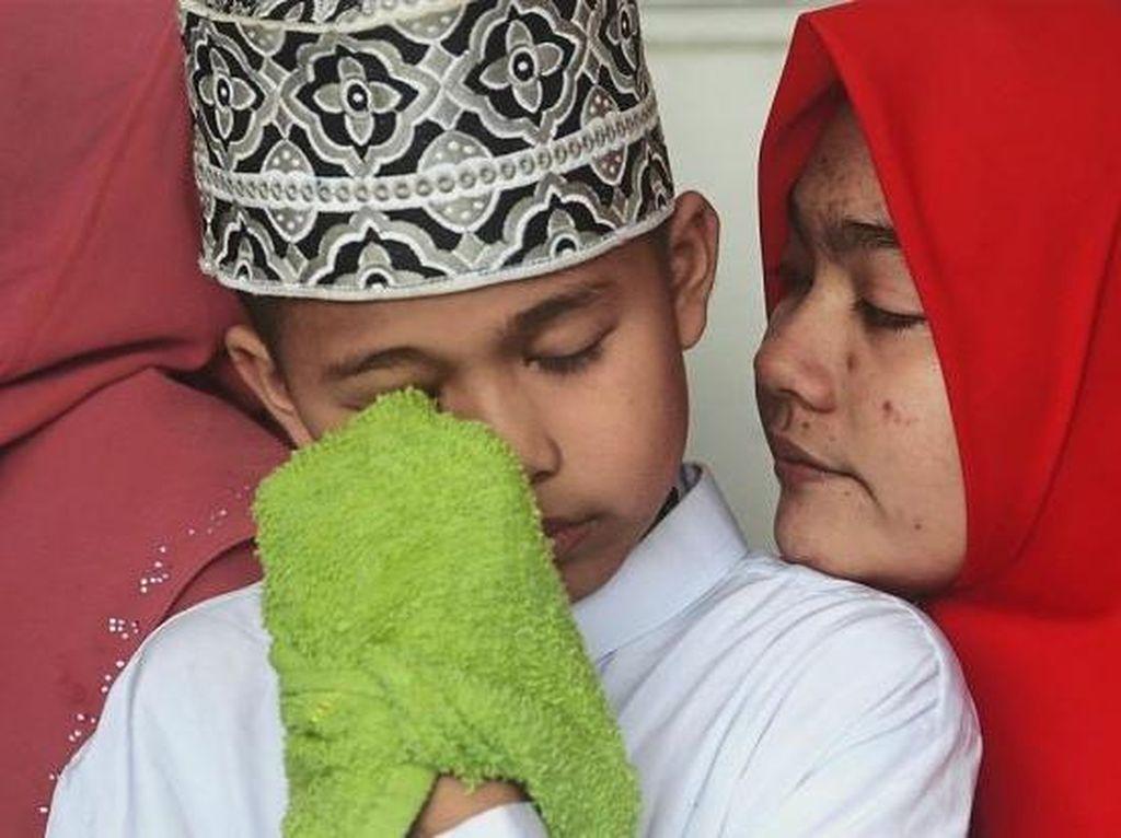 Nazar WN Malaysia Korban Tewas Bus Maut: Ingin Anak Jadi Ustaz