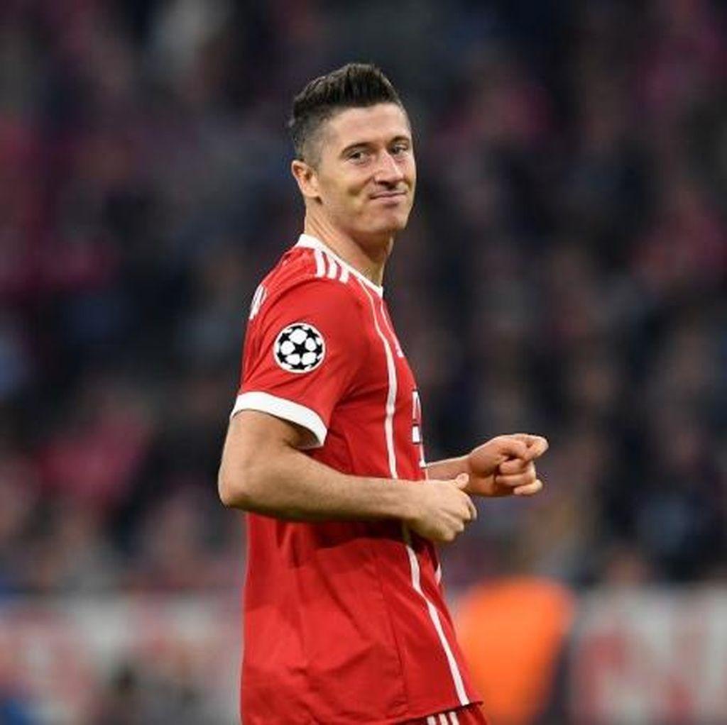 Kembali Mengeluh soal Pelapis, Lewandowski Harap Bayern Rekrut Penyerang Muda
