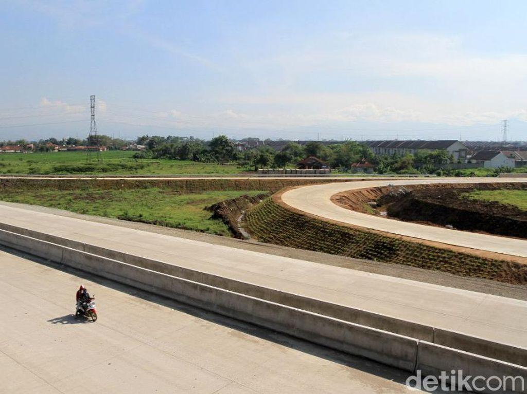 Penampakan Terkini Tol Soreang-Pasir Koja