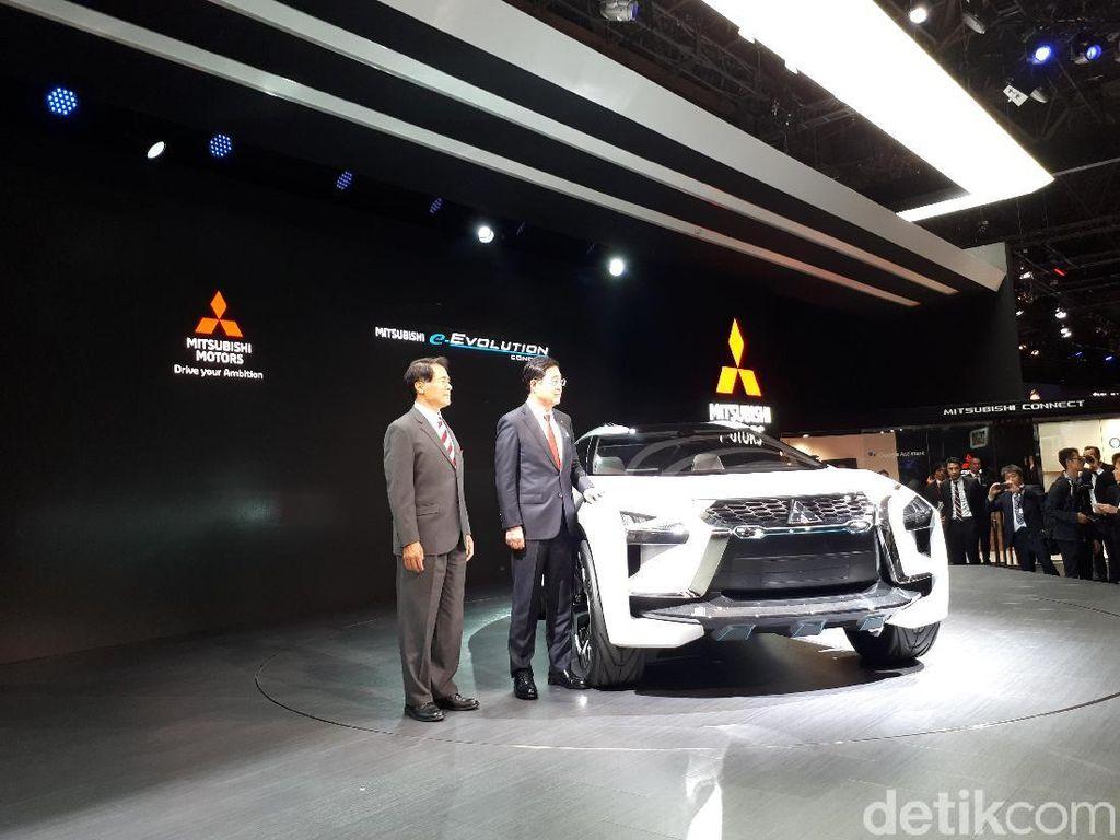 SUV Penerus Kejayaan Lancer