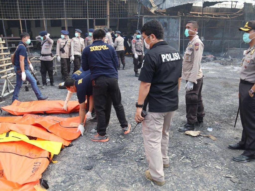 Polisi: 7 dari 10 Karyawan Pabrik Kembang Api yang Hilang Ditemukan