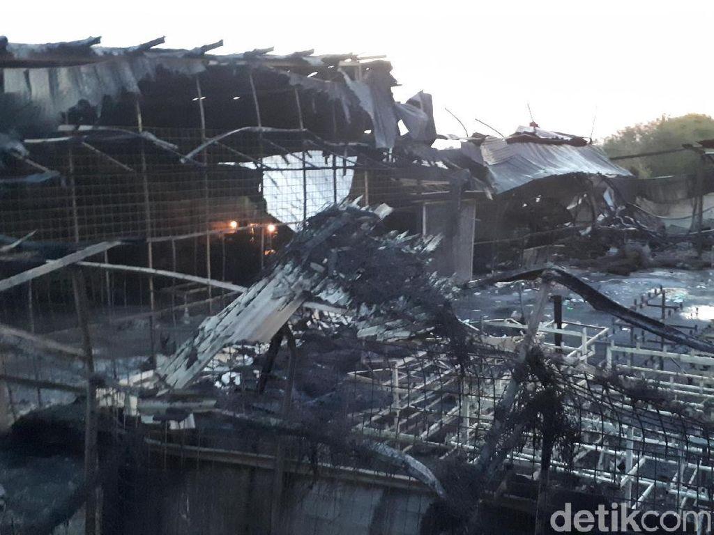 Pemilik Pabrik Petasan yang Meledak di Kosambi Diperiksa Polisi