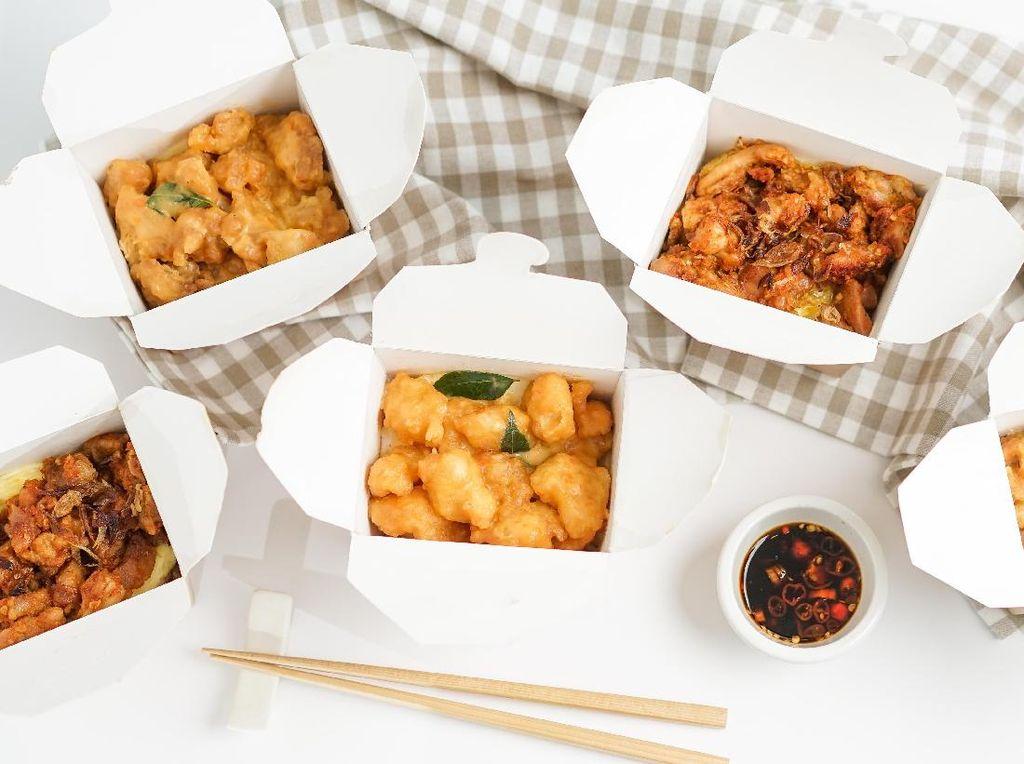 Berburu Jajanan Asyik di Go-Food Festival