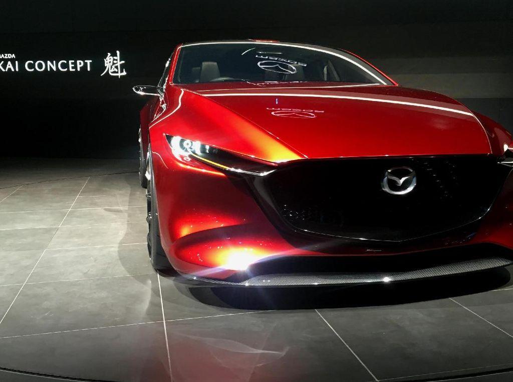 Kerennya Mazda Kai Concept dengan Hatchback yang Staylish
