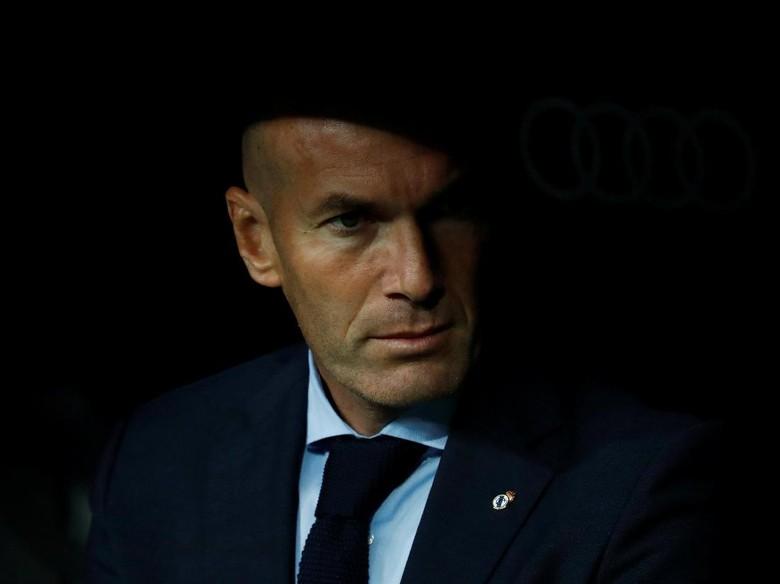 Beberapa Hasil Buruk Takkan Membuat Madrid dan Zidane Terpuruk