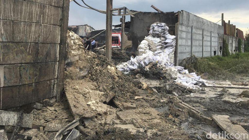 Tewaskan 39 Orang, Begini Kondisi Pabrik Petasan yang Meledak
