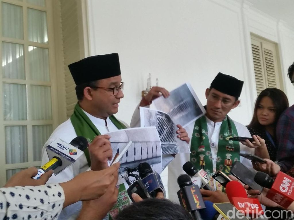 Sekda Saefullah Diperiksa KPK, Anies Tolak Komentar