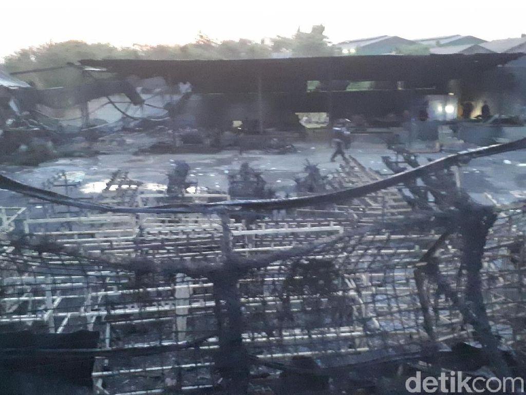 Ini Identitas 16 Pasien Korban Ledakan Pabrik Petasan di RSIA BUN