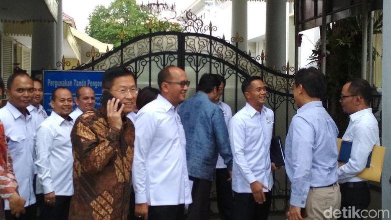 Ngobrol 3,5 Jam, Ini yang Dibicarakan Jokowi dan Pengusaha