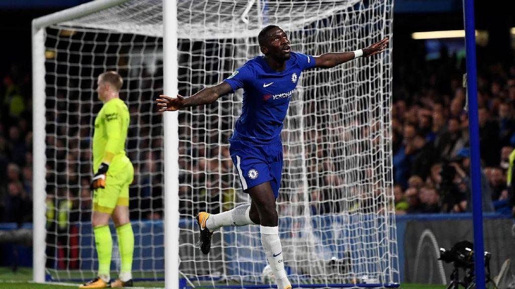 Chelsea Melangkah ke Perempatfinal Piala Liga Inggris