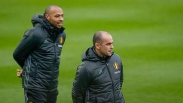Belgia Perpanjang Kontrak Martinez