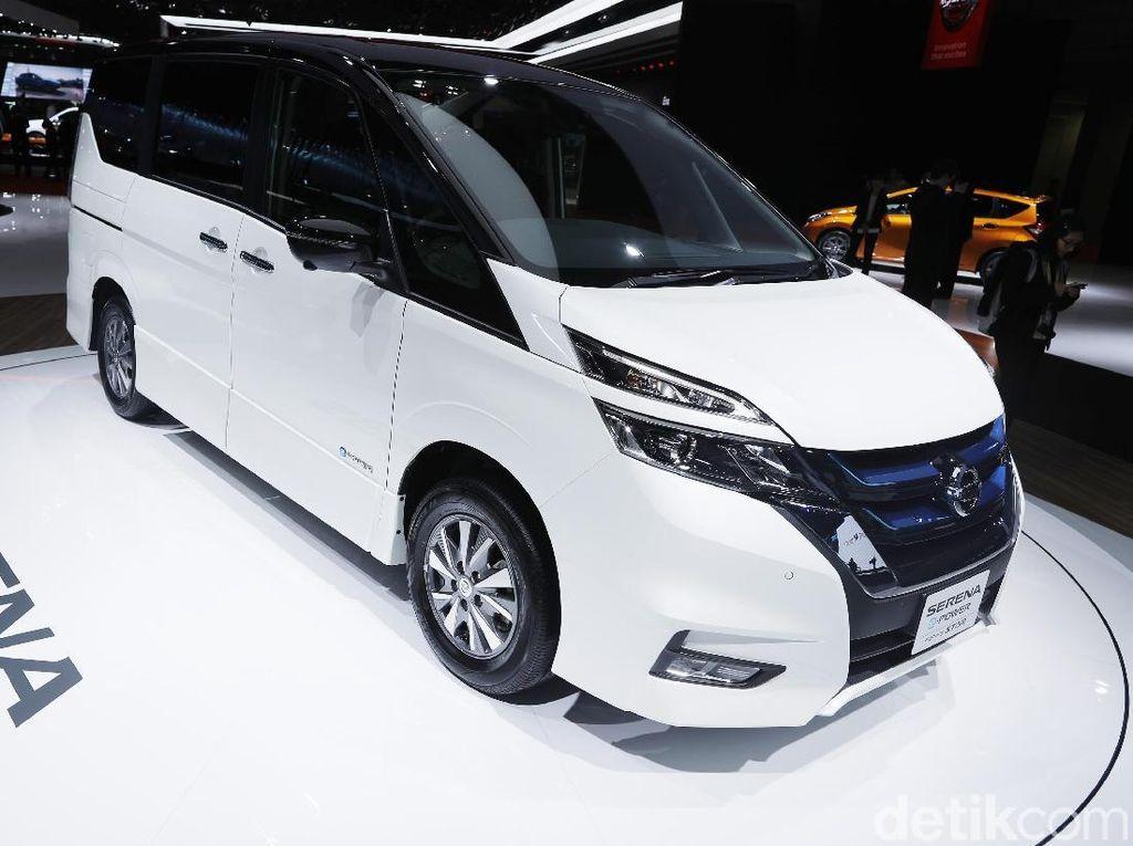 Teknologi e-Power Nissan Juga Bisa Dipasang di Grand Livina