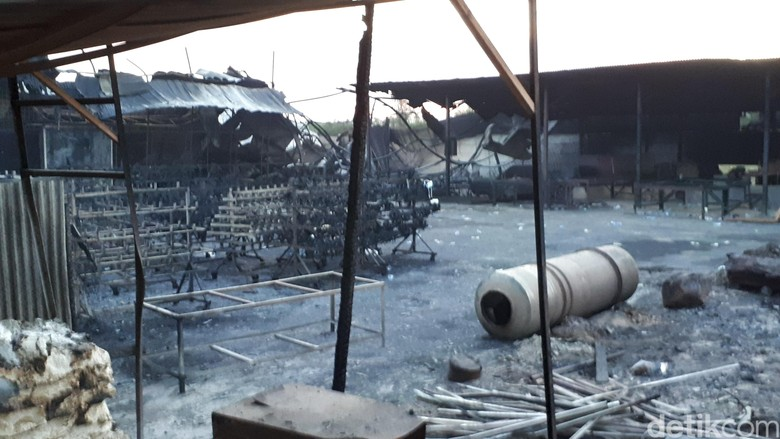 Ledakan di Pabrik Petasan, Kades: Korban Teriak dan Gedor Pintu