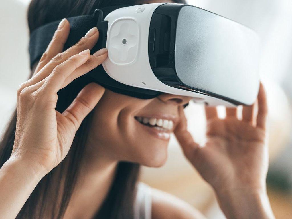 New Normal Adalah Saatnya VR, Pendiri HTC Luncurkan XRSpace