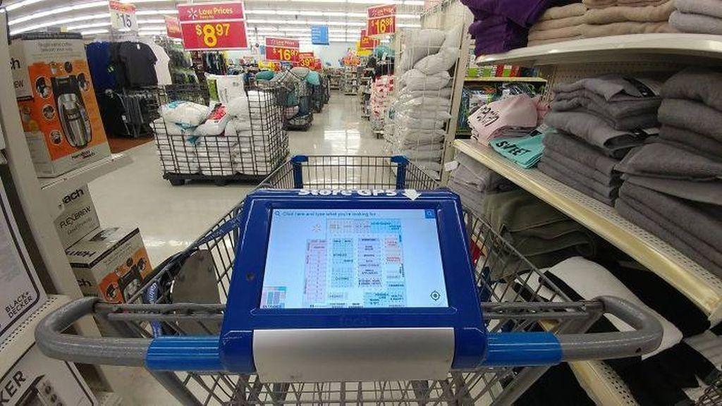 Inovasi Super Keren di Supermarket yang Gak Kepikiran