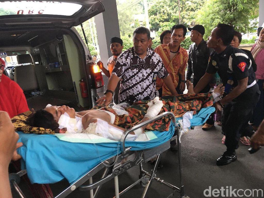 5 Korban Rujukan RS Bun Mulai Dirawat Intensif di RSUD Tangerang