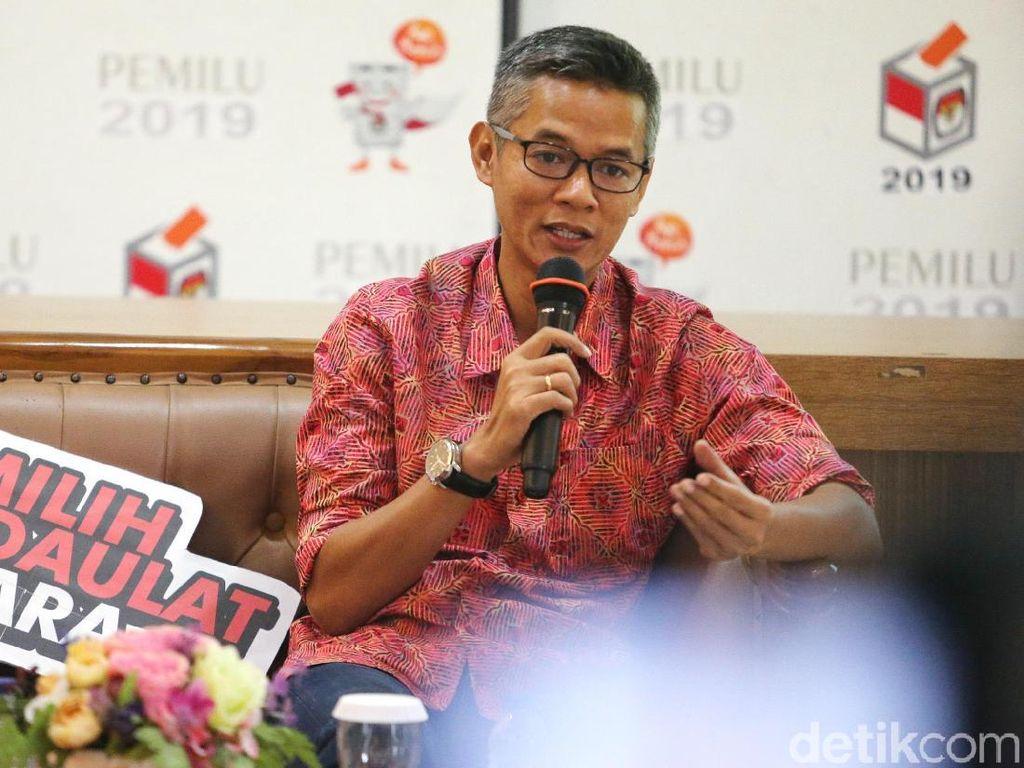 KPU: Besok Batas Akhir OSO Serahkan Surat Pengunduran Diri