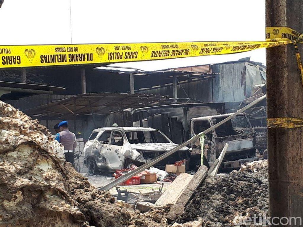Teridentifikasi, 1 Jasad Korban Ledakan Pabrik Dibawa ke Tasikmalaya