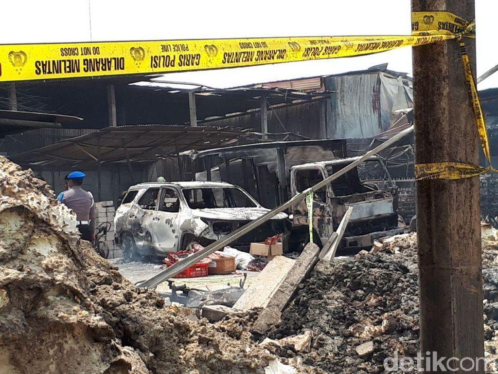 Ledakan Kosambi, Begini Pertolongan Pertama pada Korban Luka Bakar Parah