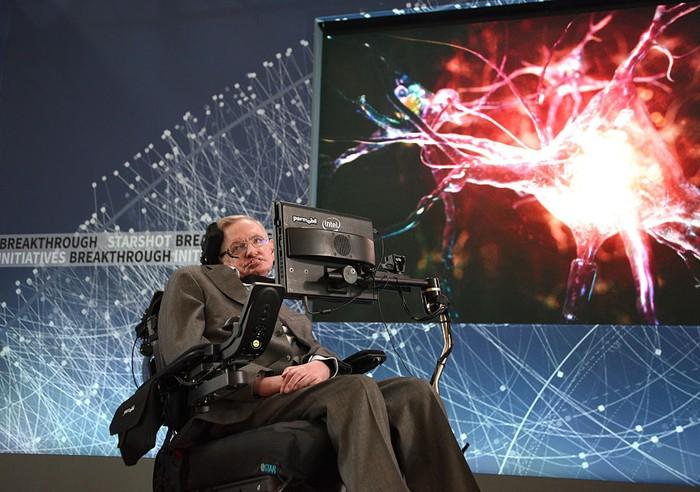Stephen Hawking. Foto: Getty Images