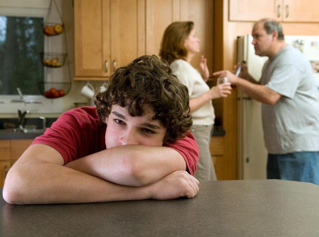 Agar Perceraian Orang Tua Tak Bikin Remaja Depresi Hingga Bunuh Diri