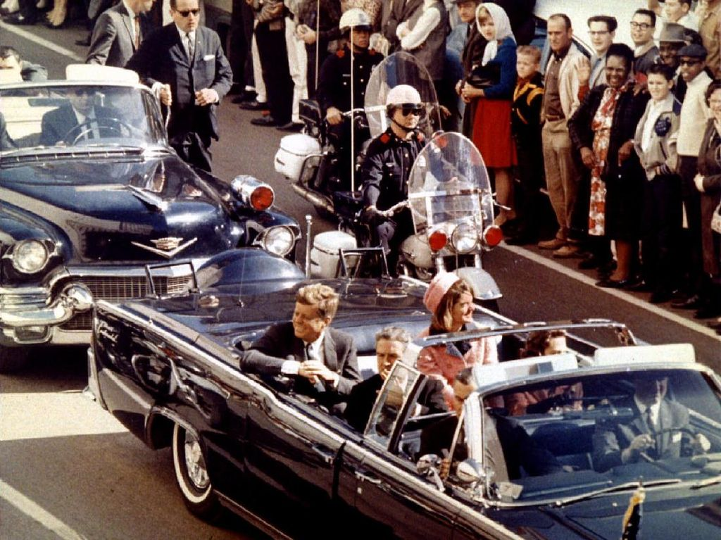 2 Ribu Dokumen Pembunuhan JFK yang Dirilis Mengungkap Hal-hal Ini