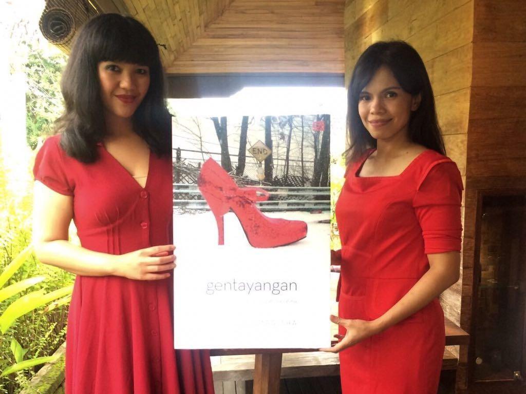 Novel Gentayangan Bakal Sambangi Jakarta