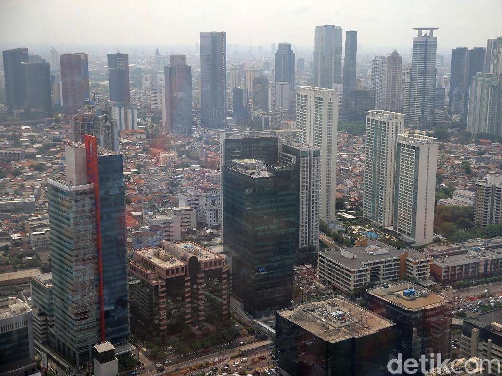 Proyeksi Ekonomi Dunia Dipangkas, Apa Dampaknya ke RI?