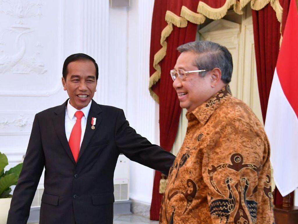 Pesan SBY ke Jokowi: Pertumbuhan Ekonomi Naikkan ke 6%