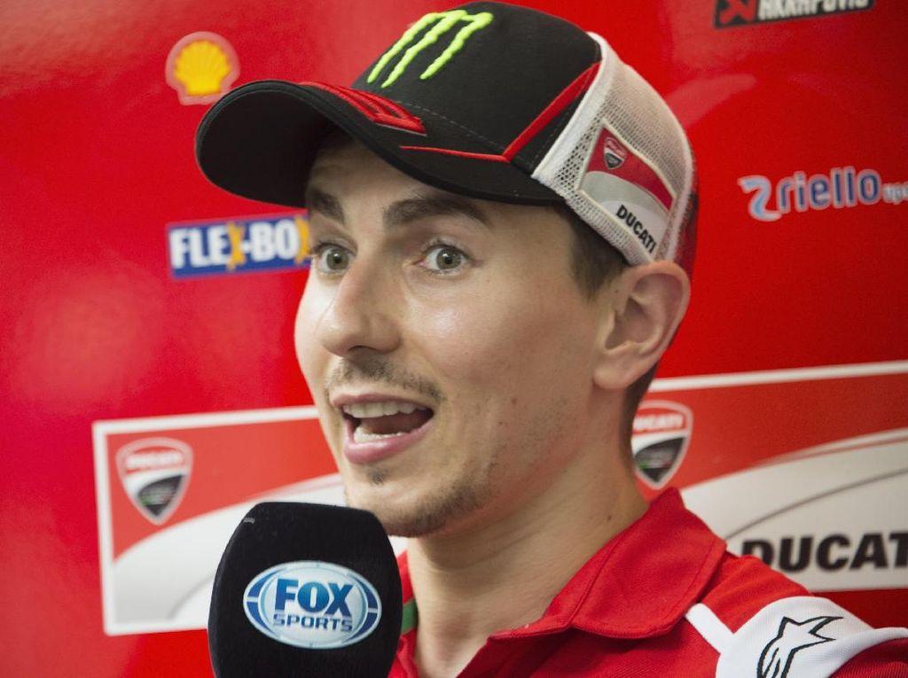 Biaggi: Lorenzo Akan Jadi Pesaing Titel MotoGP 2018