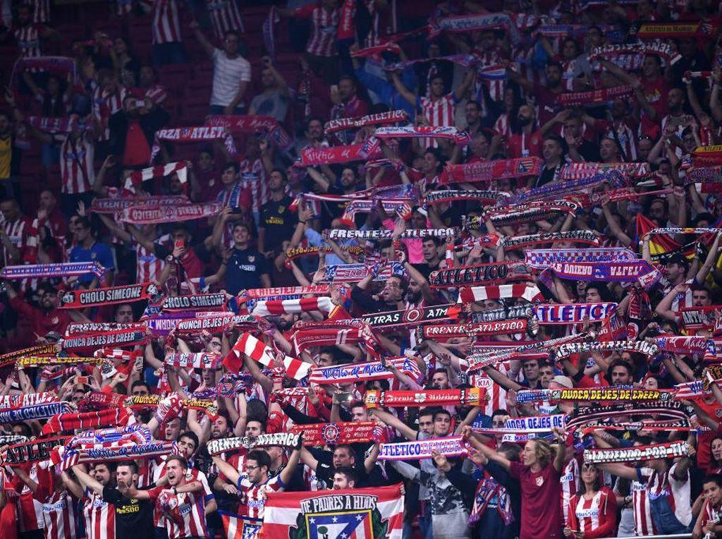 Bangga dengan Wanda Metropolitano, Yannick Carrasco Ledek Bernabeu: Isinya Turis!
