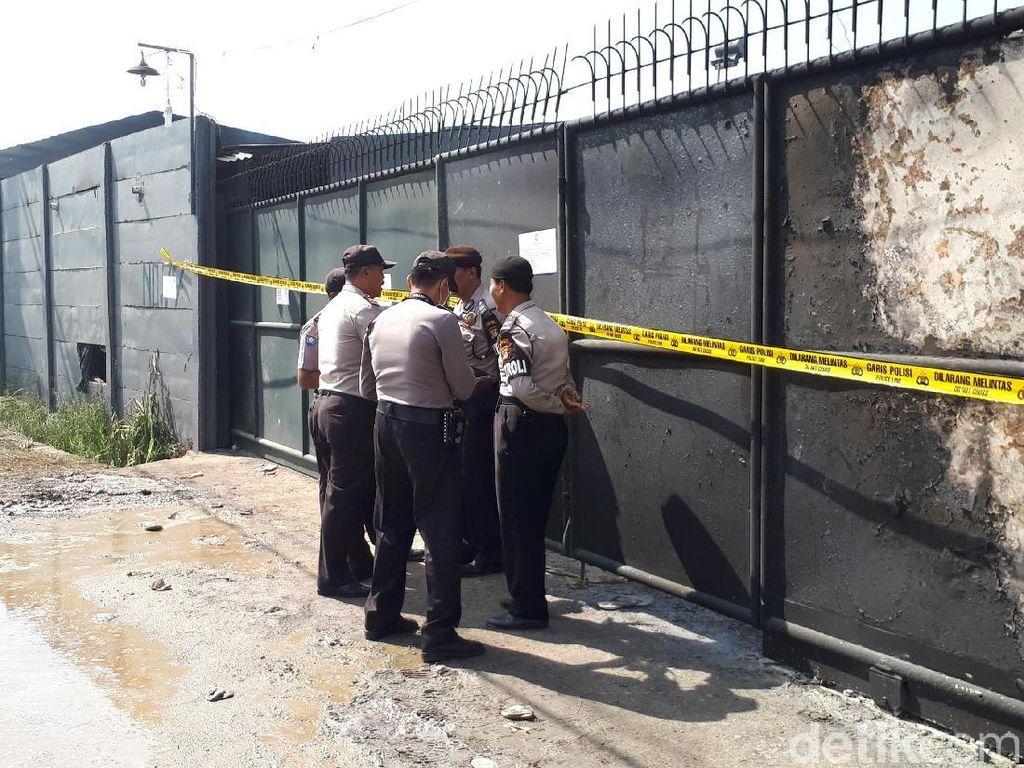 Polisi: Pintu Utama Tidak Digembok, Korban Terhalang Api