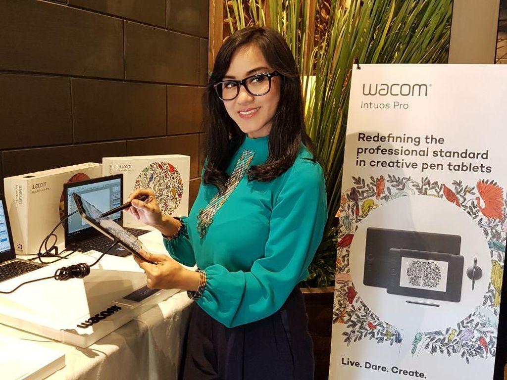 Pen Tablet Anyar Wacom Incar Industri Kreatif