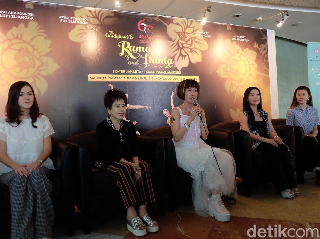 Balet Indonesia Kembali Berjaya di Mancanegara