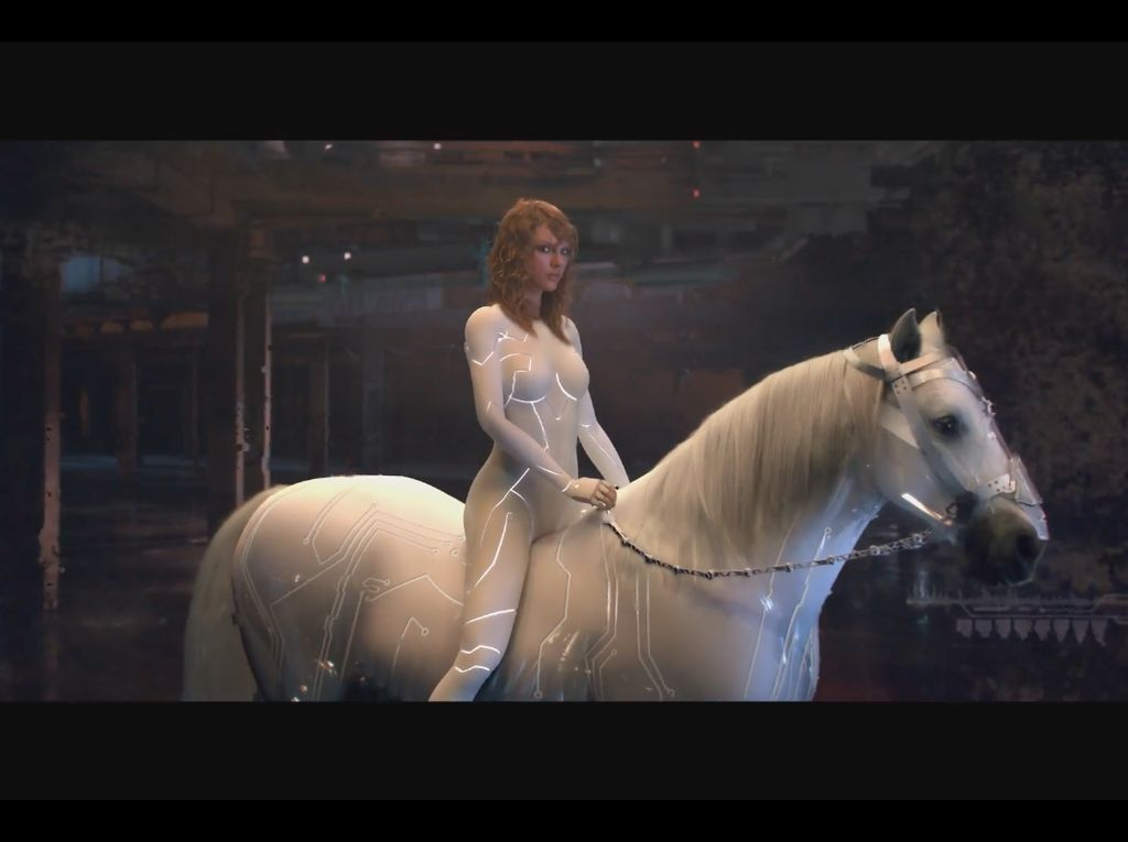 Video Klip Science Fiction Taylor Swift …Ready for It?