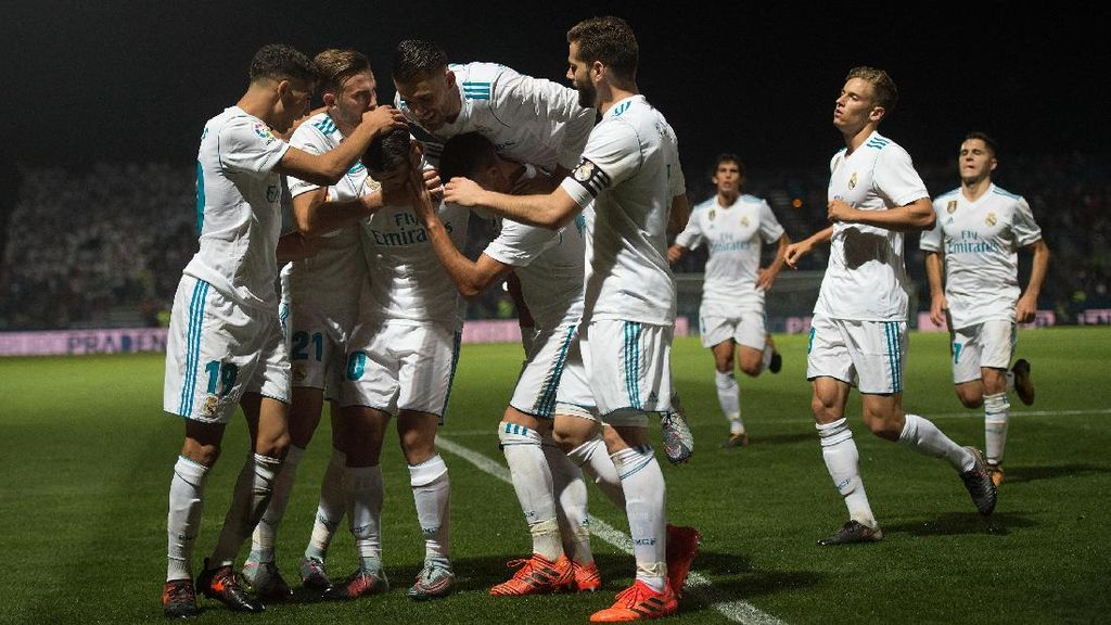 Dua Penalti Menangkan Tim Lapis Kedua Madrid