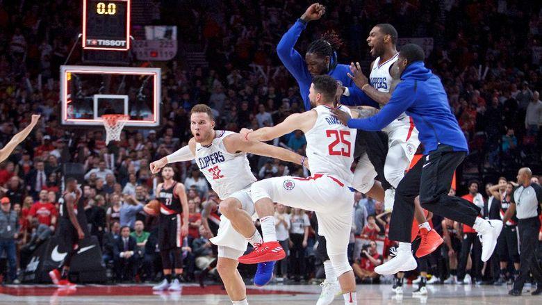 Atasi Blazers, Clippers Belum Terkalahkan