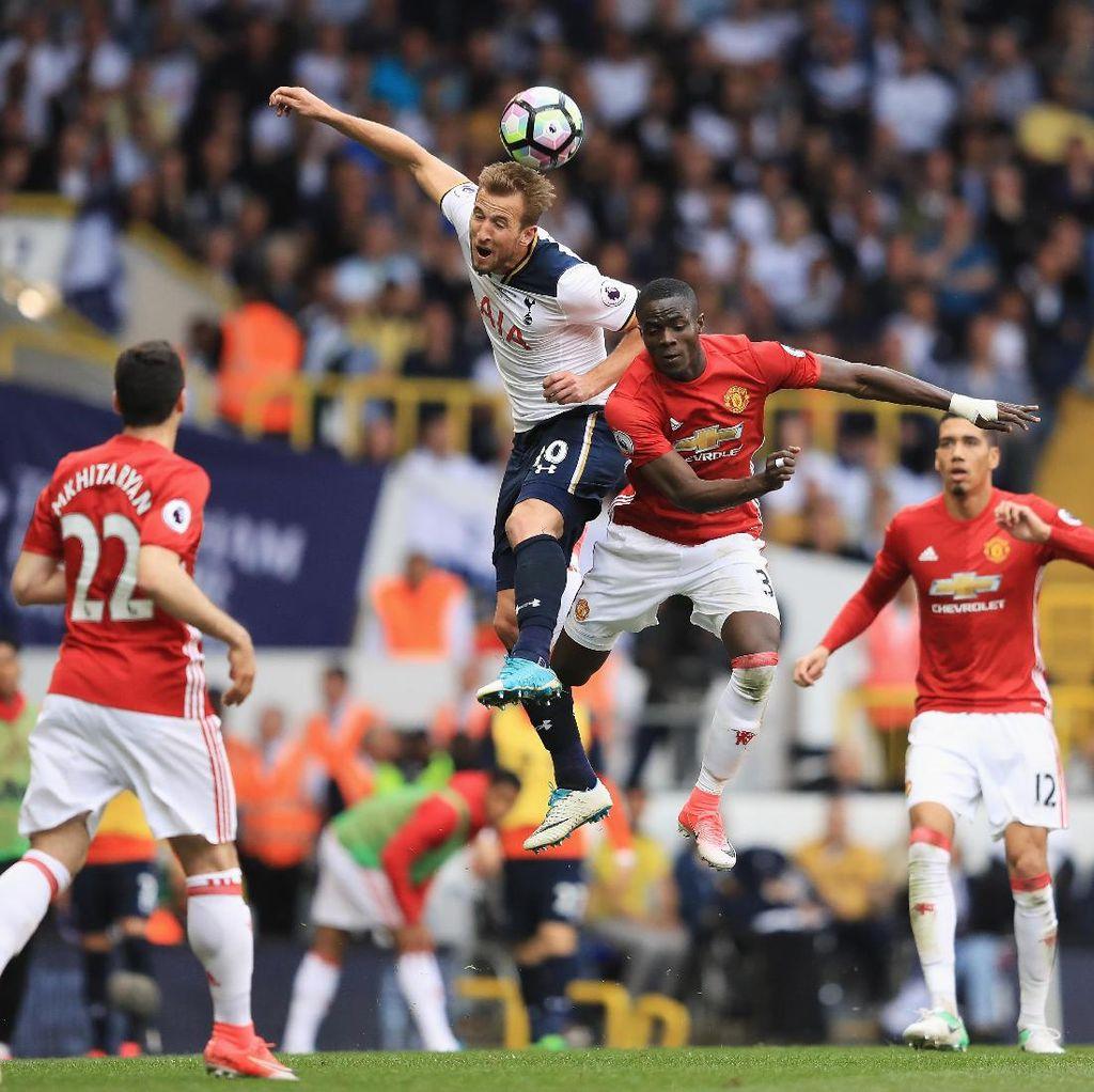 Head to Head MU dan Tottenham