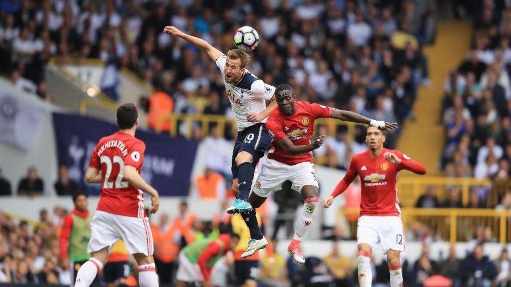 Lima Duel Terakhir MU dan Spurs Selalu Hasilkan Pemenang