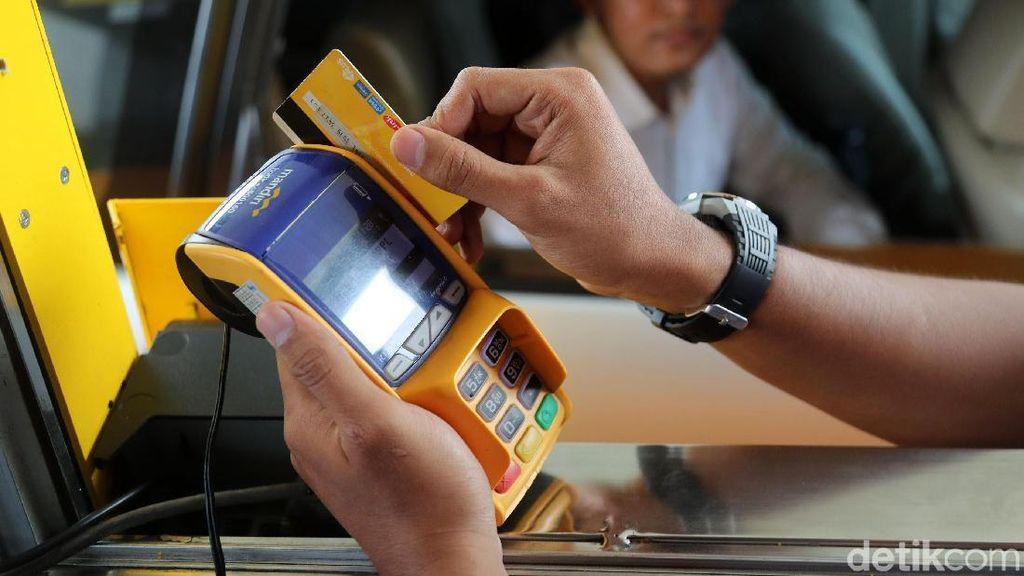 Begini Lho Cara Mengisi e-Money di Gerbang Tol