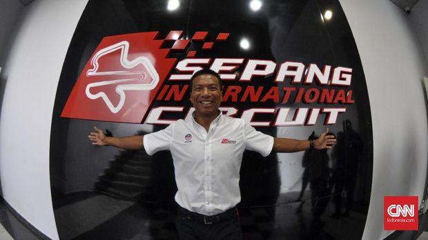 CEO Sirkuit Internasional Sepang Dato Razlan Razali.